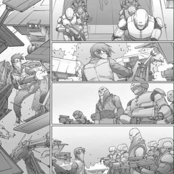 Colony Story Board 02