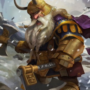 Dwarf. Warhammer Card Game. ©2010 Games Workshop