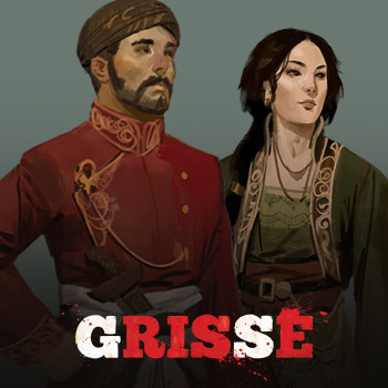GRISSE – Character Concepts (Side Characters)